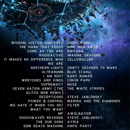 Team Decepticon back cover